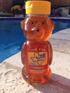 12 oz Lone Star Honey