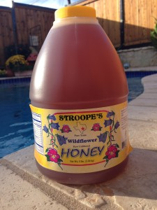 Stroop's Honey