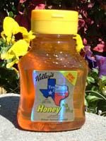 8 oz Raw Honey